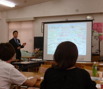 小柴洋平先生には『医療安全の基礎』について、熱くご講演頂きました!